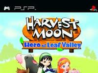 ROM Game Harvest Moon Hero Of Leaf Valley (Full Indo Google Translate) PSP
