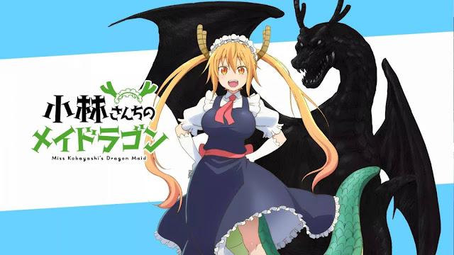 El manga Kobayashi-san Chi no Maid Dragon ha vendido 1,2 millones de copias