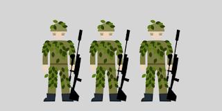 Terus Semangat Berantas Narkoba Di Tubuh TNI 'Kalau tentara teler gara-gara narkotika mau jadi apa negara kita' - Commando