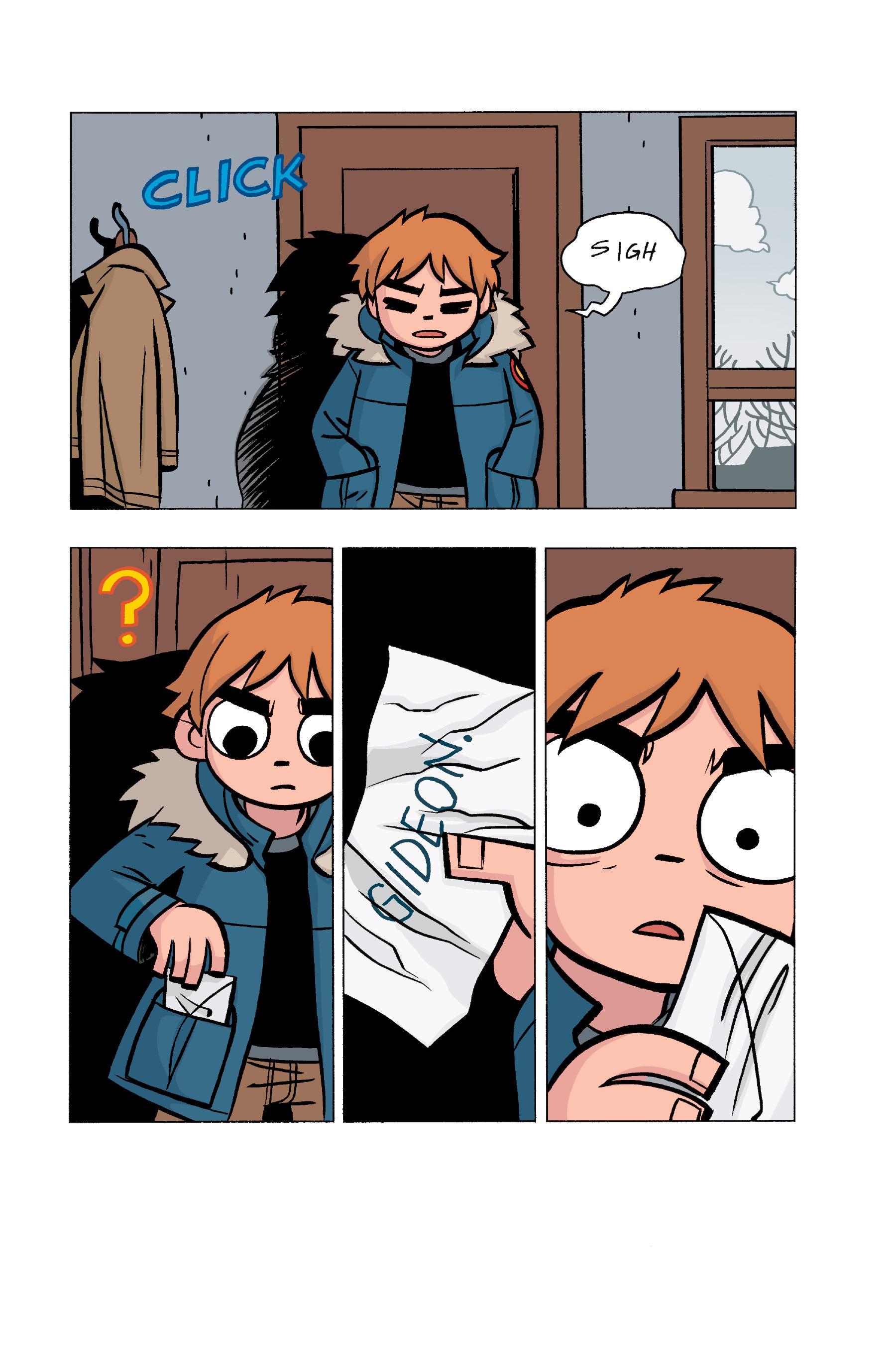Read online Scott Pilgrim comic -  Issue #5 - 171