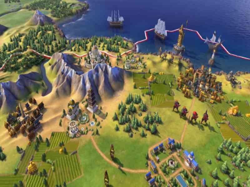 Civilization Vi Game Download Free For Pc Full Version Downloadpcgames88 Com