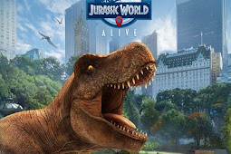 Mirip Polemon GO, Game Jurassic World Alive Ini Ajak Pemain Tangkap Dinosaurus