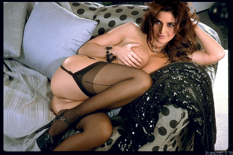 Katrina Kaif Pressing Boobs