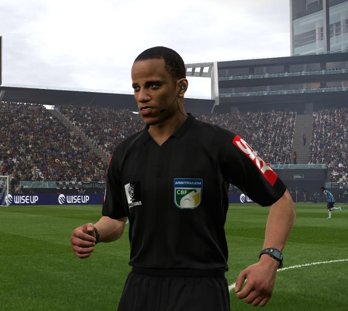 PES 2019 Referee Brasileirão League of the Brazil
