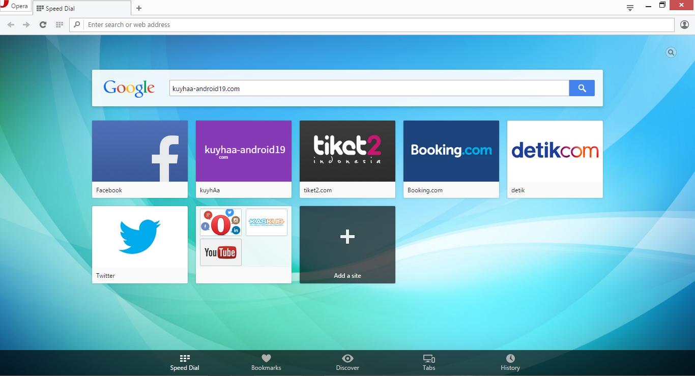 opera tor browser скачать