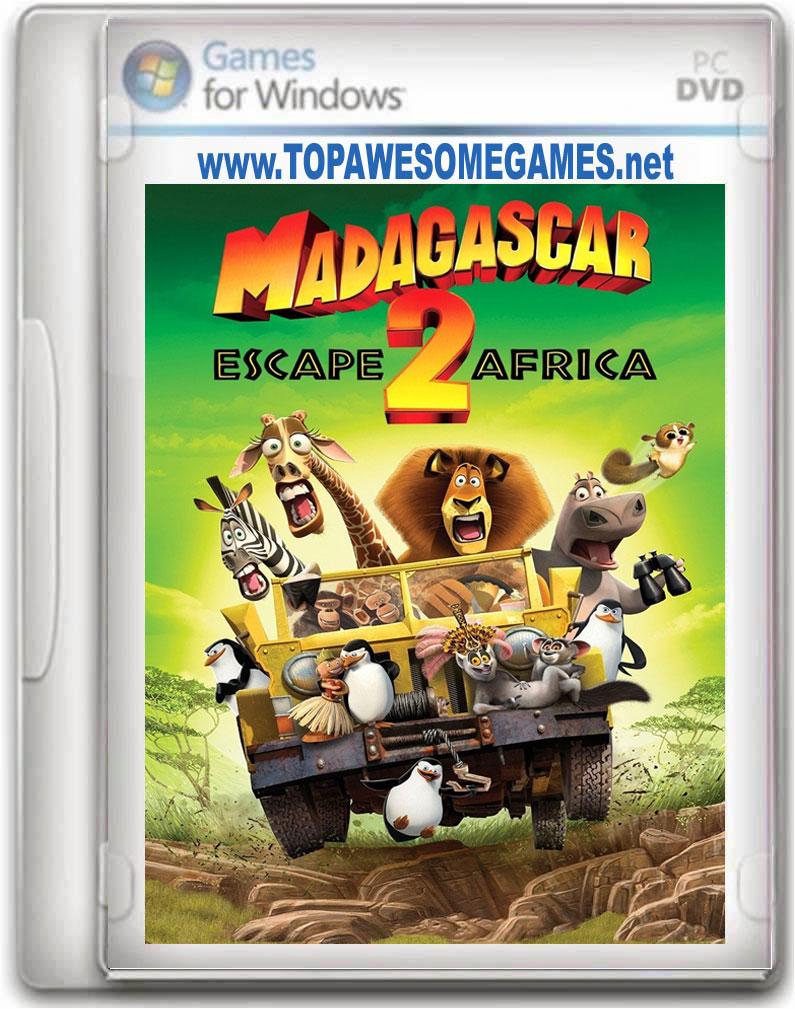 Topawesomegame Madagascar Escape 2 Africa Game