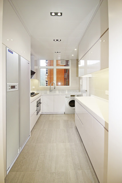 九肚山晉名峰廚房室內設計,The GrandVill kitchen interior design