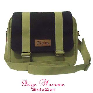 tas selempang, satchel bag muira, satchel bag keren