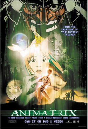 THE ANIMATRIX (2003) ดิ แอนิแมทริคซ์ เจาะจินตนาการทะลุโลก