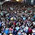 Multidão participa da maior via-sacra já realizada na cidade de Tobias Barreto