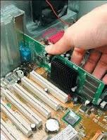 memasang VGA Card