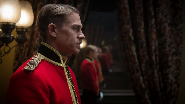 Charlie Hunnam is Percy Fawcett in The Lost City of Z