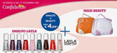 Smalto Layla Maxi Beauty