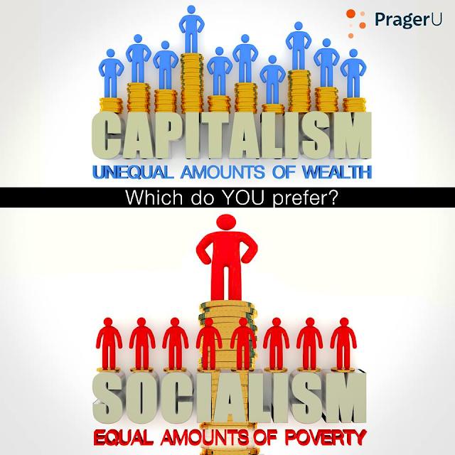 Capitalism vs Socialism. BillionaireGambler.com