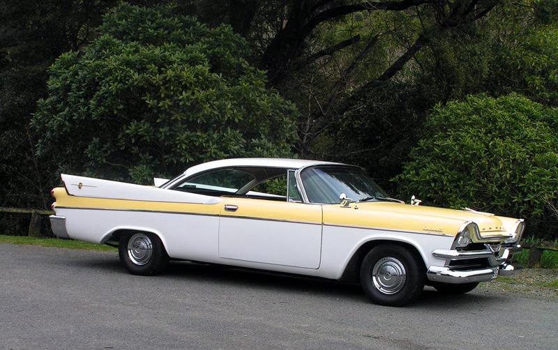 Transpress nz 1957 dodge coronet lancer 2 door hardtop for 1957 dodge 2 door hardtop