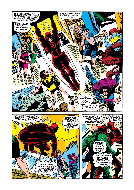 Daredevil (1964) 36 Page 17