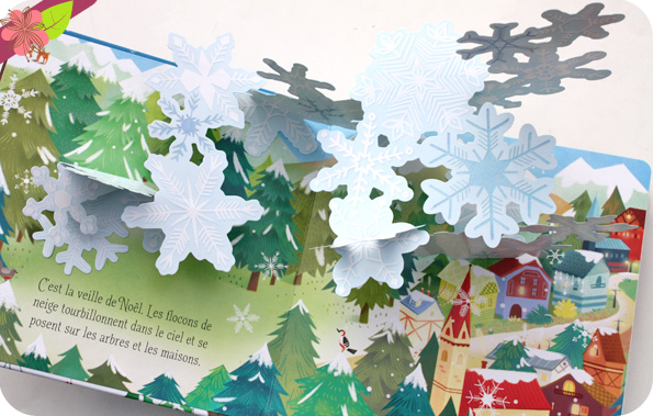 Mon livre pop-up Noël - Usborne