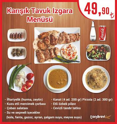 tandır evi sırık kebabı istanbul bahçelievler iftar mekanları istanbul ramazan menüleri istanbul ramazan mekanları