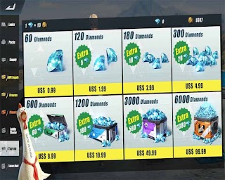 How to Top Up / Buy Diamonds in Rules of Survival ROS using Globe Load