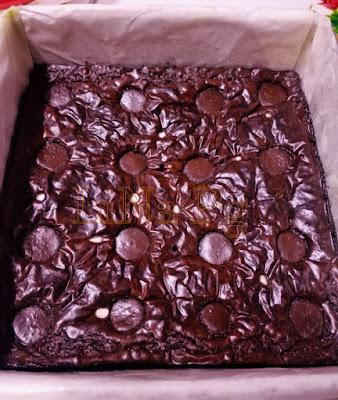 Nak Tempah Brownies Coklat, Brownies Boleh Pos