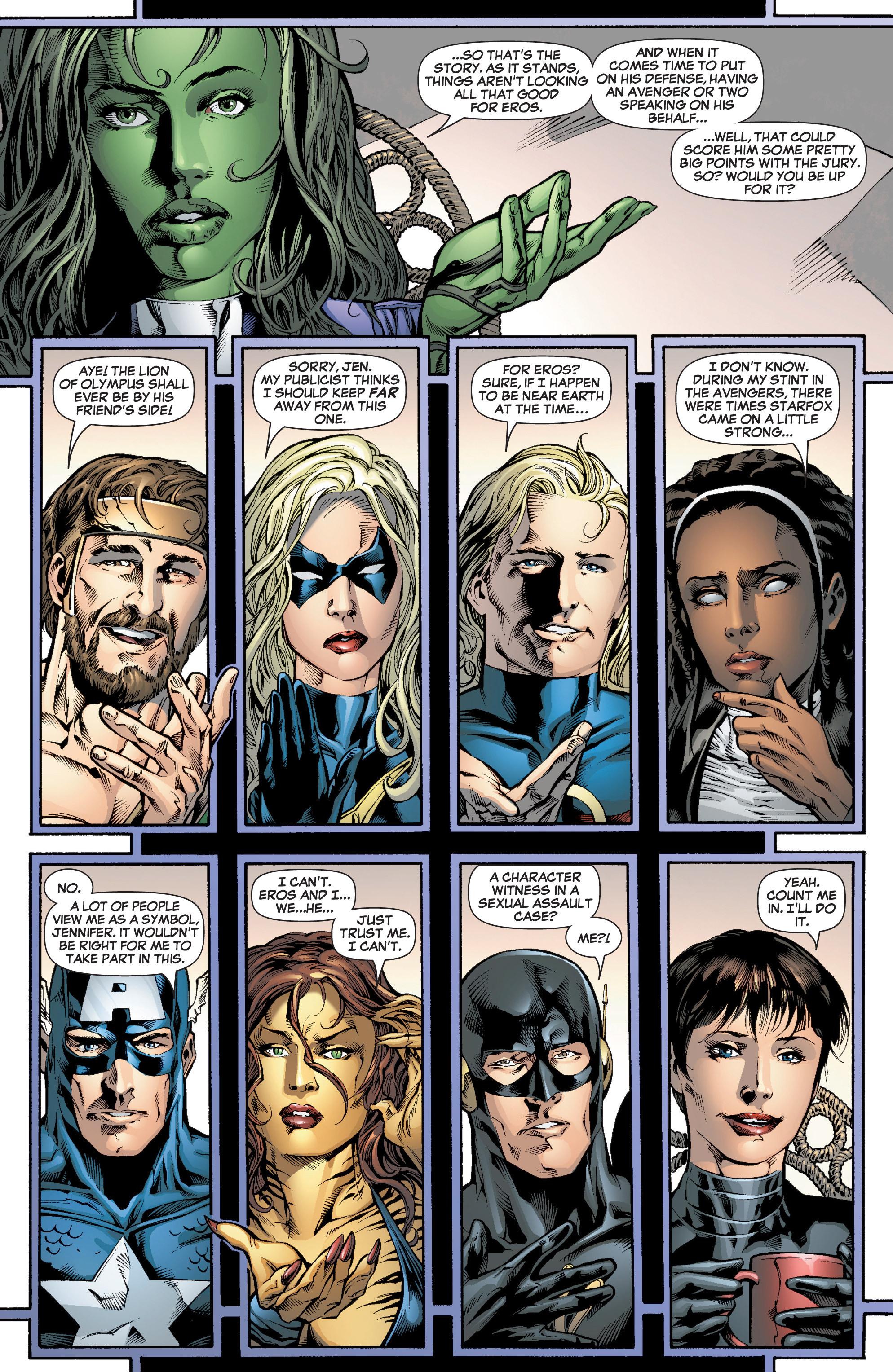 Read online She-Hulk (2005) comic -  Issue #7 - 12