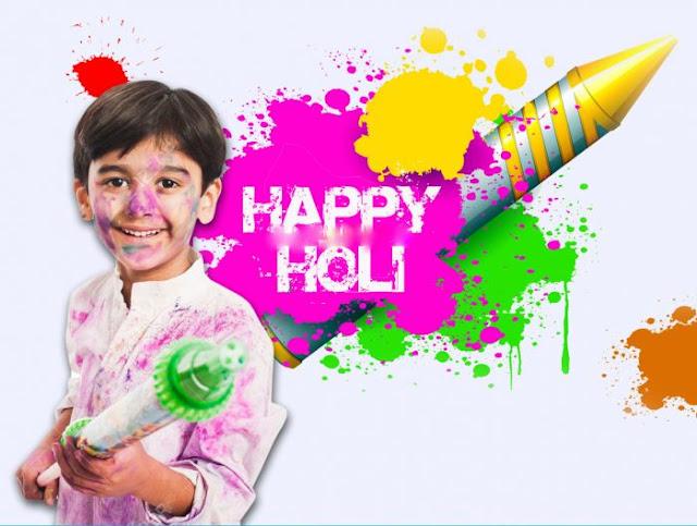 Happy Holi Images Big Size