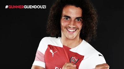 Arsenal sign France U20 star Matteo Guendouzi