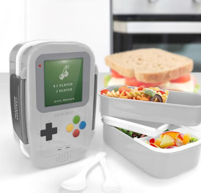 Gamebox Lunchbox