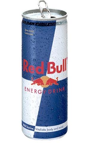 cc70bbe778e76 Red Bull é a marca registrada de uma bebida enlatada refrigerante que é  comercializada como fonte energética e estimulante contendo açúcar