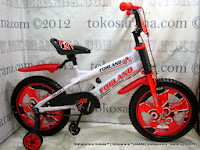 Sepeda Anak Forland 899 BMX Dop Bintang 12 Inci