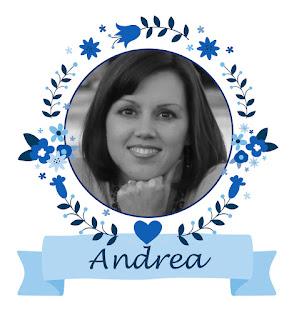 Andrea Shell - Creative Designer