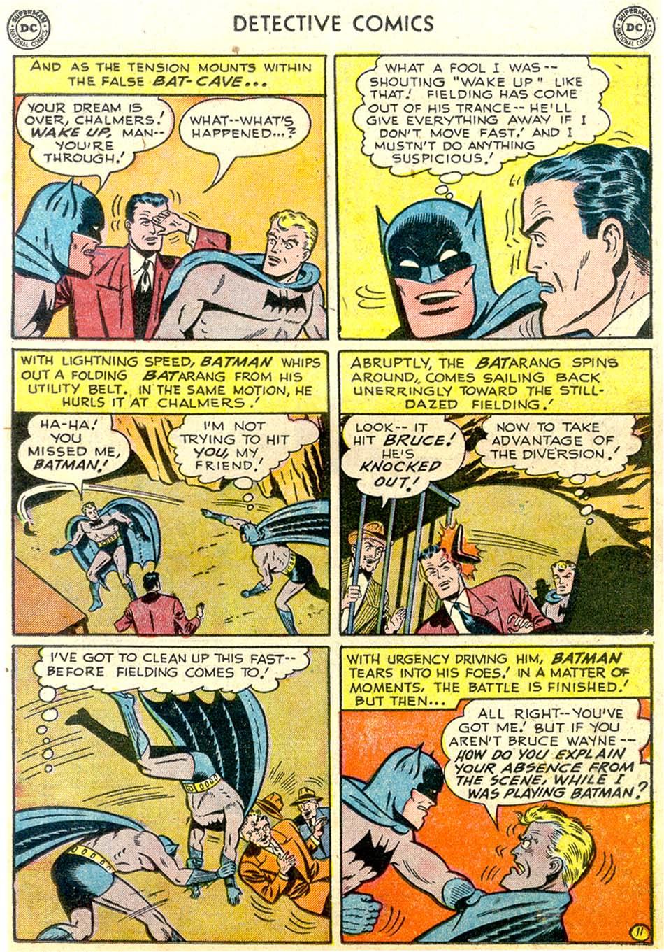 Read online Detective Comics (1937) comic -  Issue #179 - 13