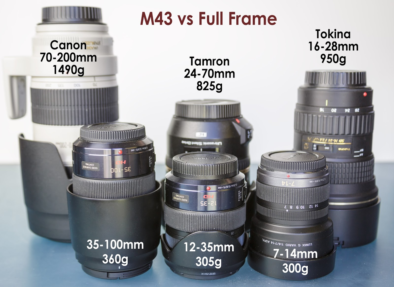 Baby Steps into Photography - part I : Superzooms, Bridge and MFTs