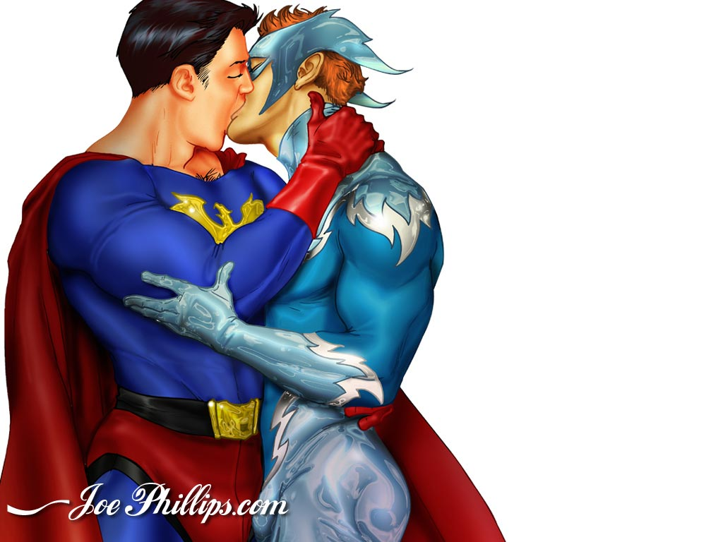 Superheroes  Hot And Sexy  Orgullolgbtco-7346