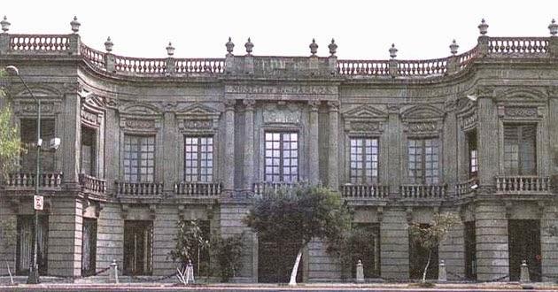 Resultado de imagen de palacio del conde de buenavista mexico