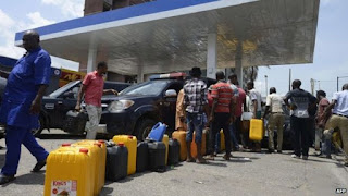 News: Fuel scarcity - DPR seals 20 filling stations in Port Harcourt