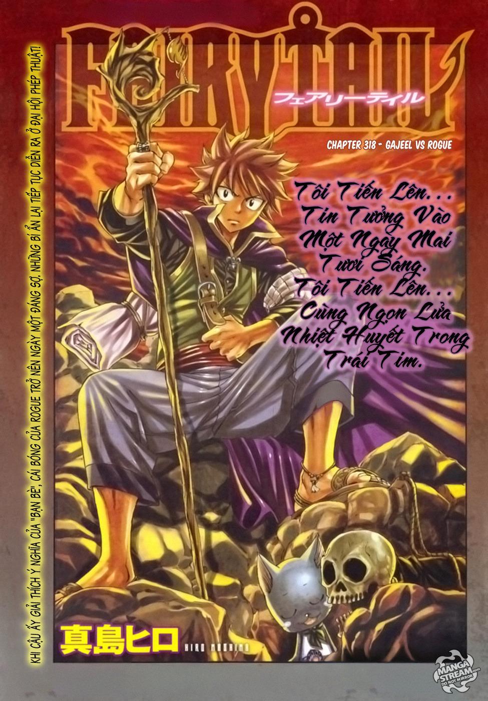 Fairy Tail chap 318 trang 1