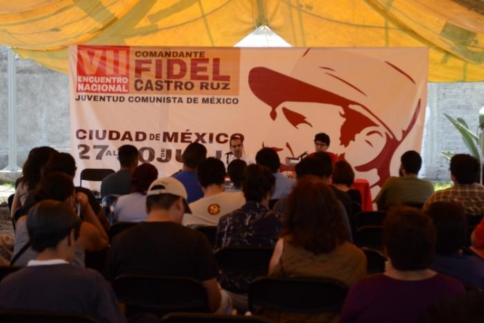 الشبيبة الشيوعية المكسيكية تندد بالأحكام الجائرة في حق معتقلي اكديم ايزيك