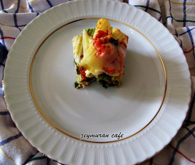 ıspanaklı tortellini