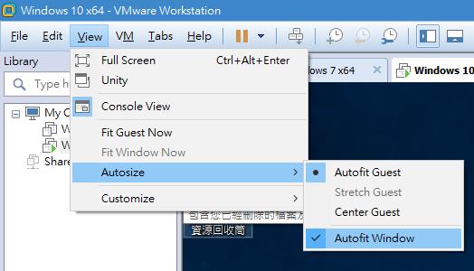VMware Workstation 建立新的虛擬機器