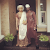 Peter Okoye and wife Anita steps out together for the first time since welcoming their twins (photos)