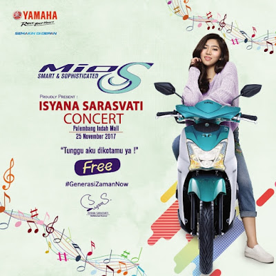 Intimate Meet & Greet with Isyana di Palembang