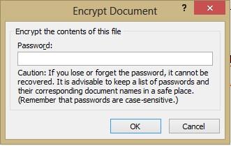 Melindungi Dokumen Microsoft Office Exel