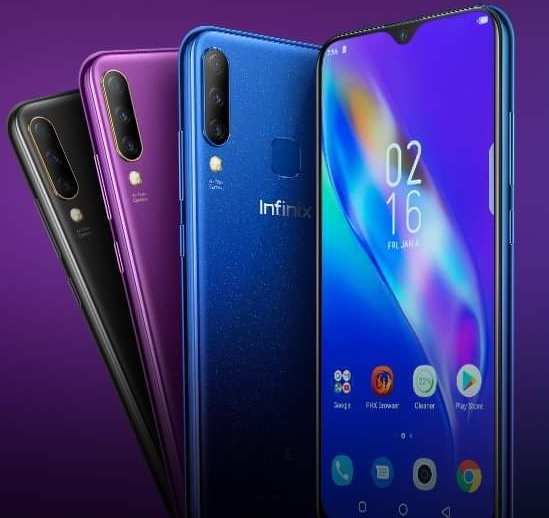 Infinix S4 Coming Soon in PH, Triple Main Cameras For Under 7K