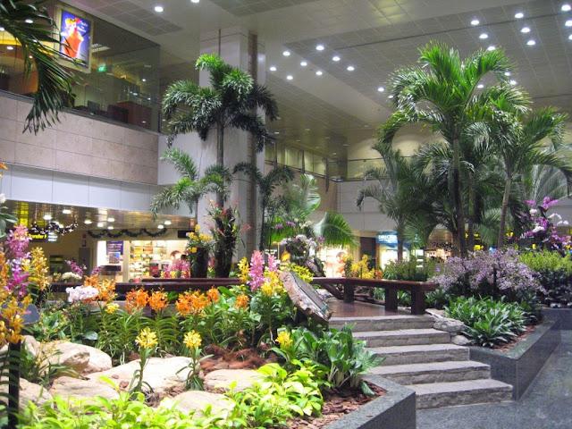 Aeropuerto Internacional de Incheon de Corea del Sur