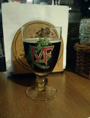 MF Quadrupel Barril de Vinho do Porto.