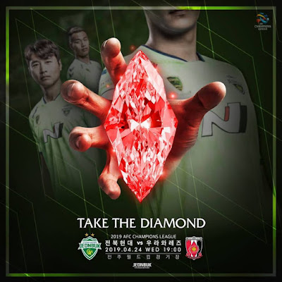 Live Streaming Jeonbuk vs Urawa Reds AFC Champion League 24.4.2019