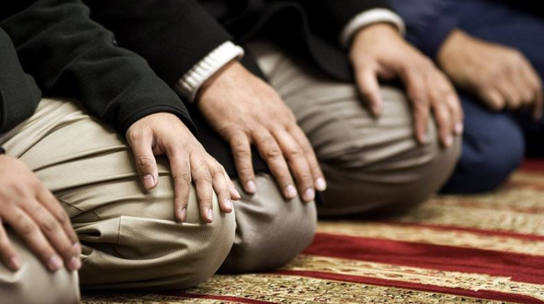 Doa Antara Dua Sujud