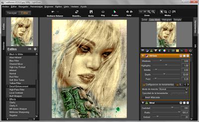 LightZone v4.2.1 - Editor de imágenes sencillo de usar y con funciones profesionales