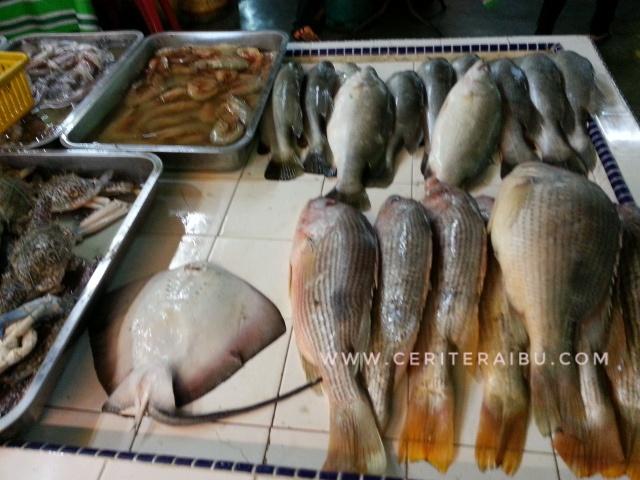 JJCM : Ikan Bakar Special Encik Yusuf di Anjung Batu